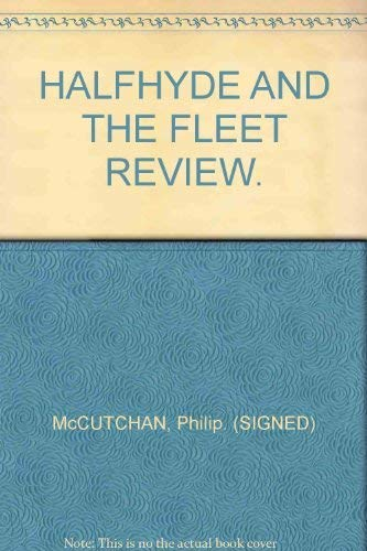 Halfhyde and the Fleet Review: McCutchan, Philip