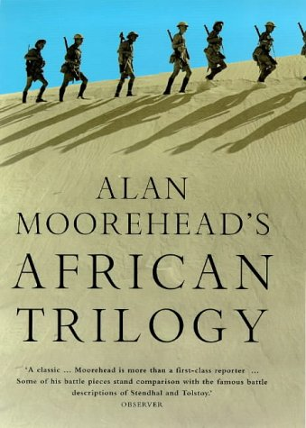 9780297841517: African Trilogy: The North African Campaign, 1940-43