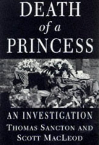 9780297842316: Death of a Princess (Diana Princess of Wales)
