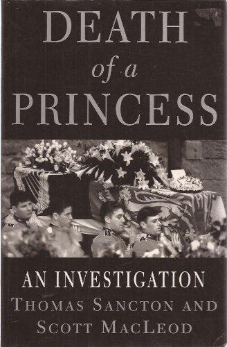 9780297842354: Death of a Princess an Investigation