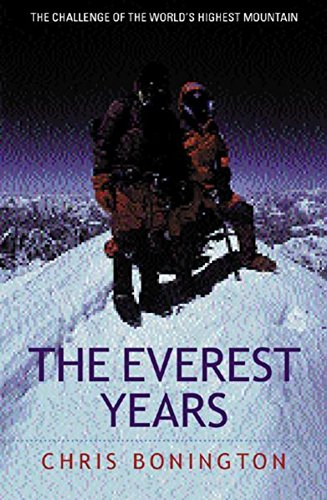 9780297842736: The Everest Years