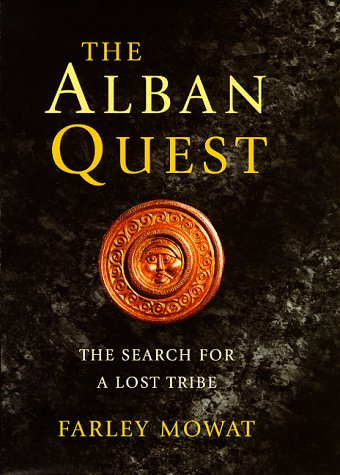 9780297842958: Alban Quest the Search for the Lost Tribe