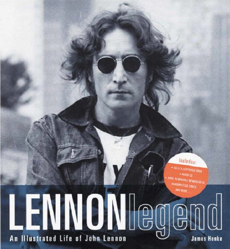 9780297843368: Lennon Legend: An Illustrated Life of John Lennon
