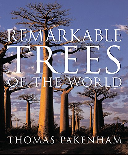 9780297843498: Remarkable Trees of the World