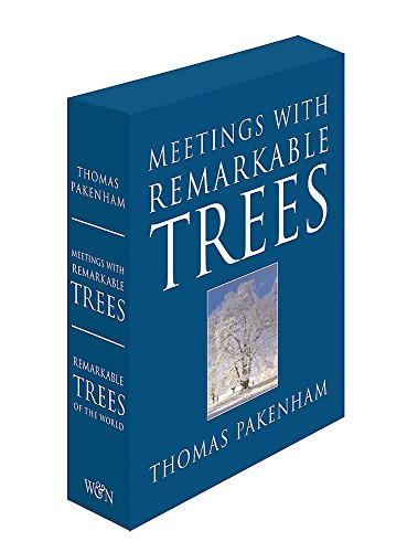 9780297843610: Meetings with Remarkable Trees: AND Remarkable Trees of the World
