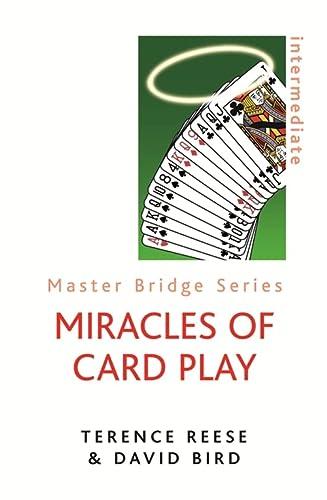 9780297844945: Miracles of Card Play (Master Bridge Series)