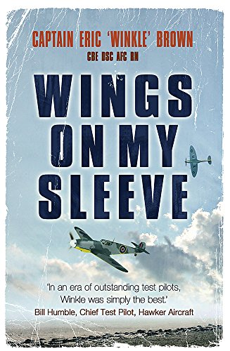 9780297845652: Wings on My Sleeve: The World's Greatest Test Pilot tells his story
