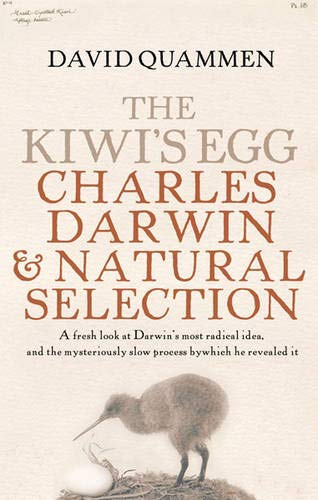9780297845690: The Kiwi's Egg: Charles Darwin and Natural Selection (Great Discoveries)