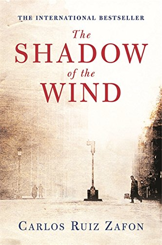The Shadow Of The Wind-SIGNED FIRST IMPRESSION: Zafon, Carlos Ruiz
