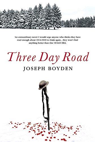 9780297847922: Three Day Road