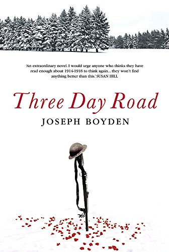 9780297847922: The Three Day Road