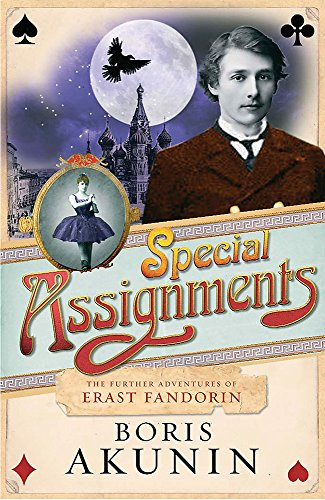 9780297848226: Special Assignments. The Further Adventures of Erast Fandorin. Signed.