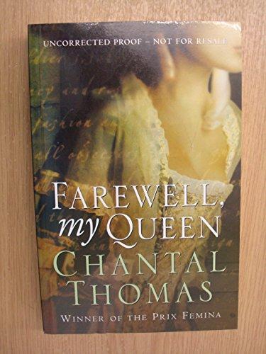 9780297848899: Farewell, my Queen
