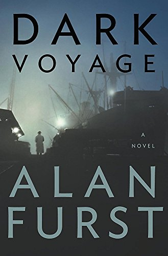 Dark Voyage (UNREAD) (SIGNED): Furst, Alan