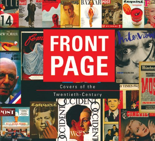9780297851424: Front Page: Covers of the Twentieth-Century