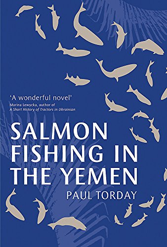 SALMON FISHING IN THE YEMEN - LIMITED, SIGNED, DATED, NUMBERED & SLIPCASED LIMITED FIRST EDITION ...