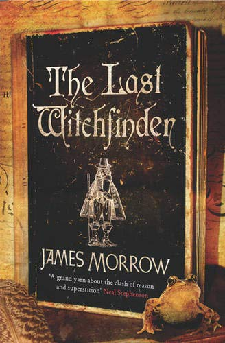 The Last Witchfinder: JAMES MORROW
