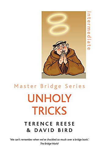9780297853503: Unholy Tricks (Master Bridge Series)