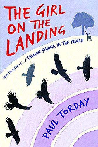 9780297855255: The Girl On The Landing
