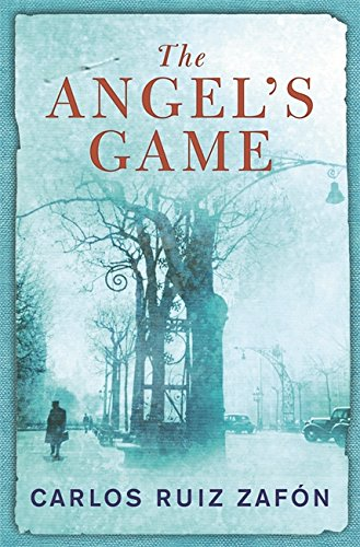 Angel's Game, The *****SIGNED & DATED***: Zafon, Carlos Ruiz