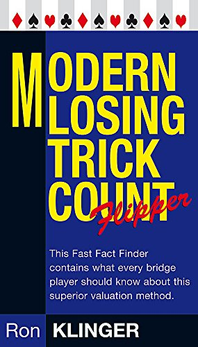 9780297855576: Modern Losing Trick Count Flipper