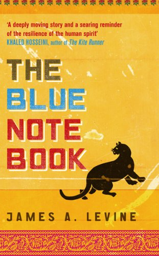 9780297855606: The Blue Notebook- A Novel by Levine,James A.. [2009] Hardcover