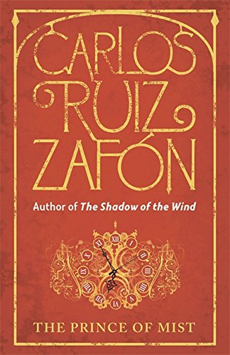 The Prince Of Mist- SIGNED & STAMPED FIRST PRINTING: Zafon, Carlos Ruiz
