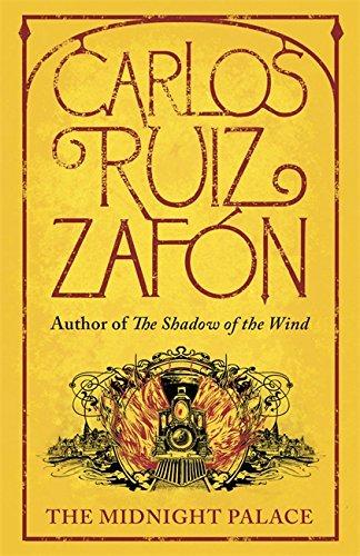 9780297856450: The Midnight Palace. by Carlos Ruiz Zafon