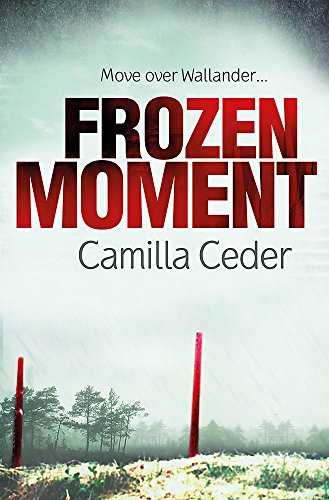 9780297859475: Frozen Moment: 'A good psychological crime novel that will appeal to fans of Wallander and Stieg Larsson' CHOICE