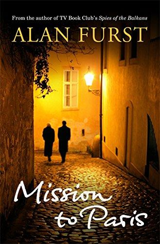 9780297863939: Mission to Paris