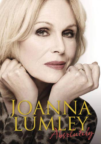 Absolutely: Joanna Lumley