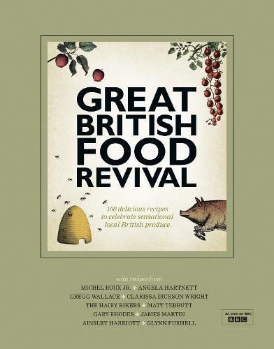 Great British Food Revival: Blanche Vaughan, Michel: Vaughan, Blanche