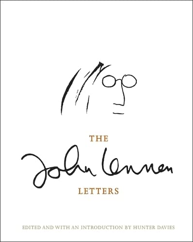 9780297866343: The John Lennon Letters: Edited and with an Introduction by Hunter Davies