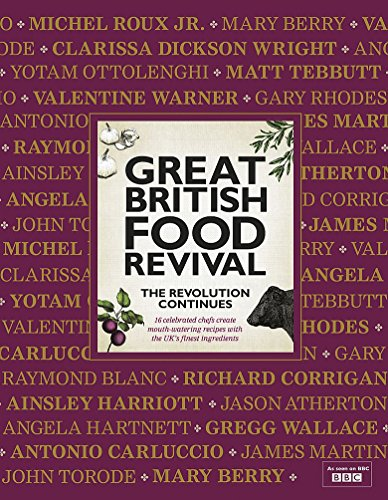 Great British Food Revival: The Revolution Continues: Vaughan, Blanche