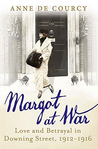 Margot at War: De Courcy, Anne