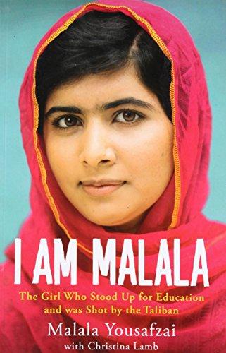 I am Malala: The Girl Who Stood: Malala Yousafzai with