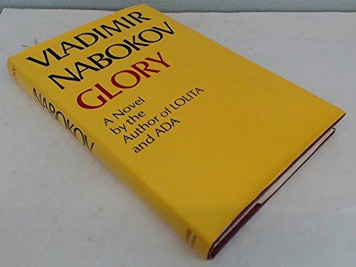 Glory: Nabokov, Vladimir