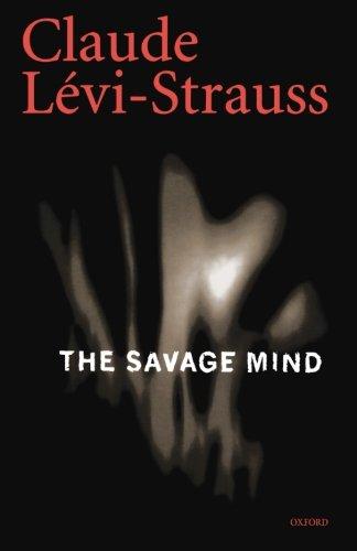 9780297995234: Savage Mind