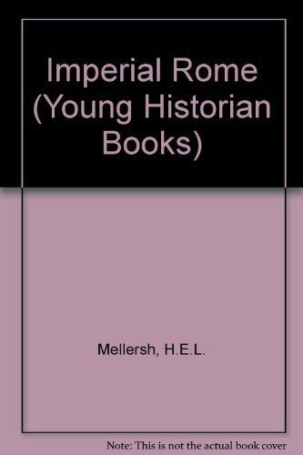 Imperial Rome: Mellersh, H.E.L.