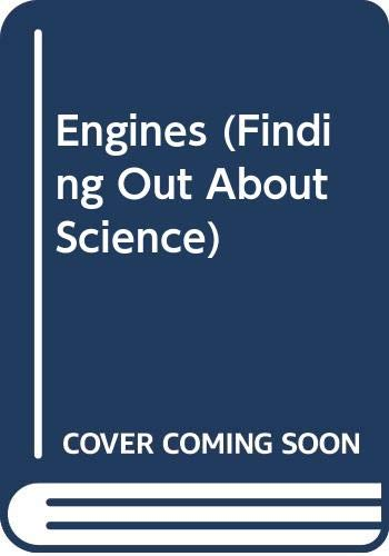 9780298120819: Engines (Finding Out About Science)