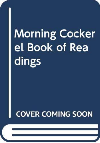 9780298177325: Morning Cockerel Book of Readings