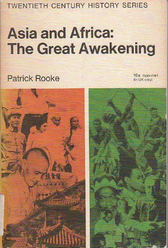 9780298762842: Asia and Africa: The Great Awakening (20th Century History)