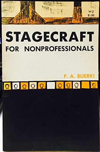 9780299012946: Stagecraft for Non-professionals