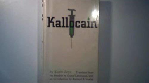 9780299038915: Kallocain