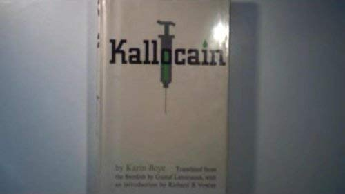 9780299038915: Kallocain (Nordic Translation Series)