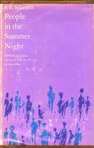 9780299039011: People in the Summer Night