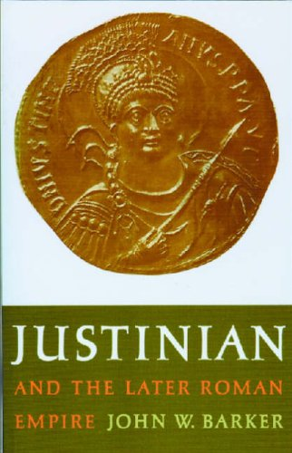 9780299039448: Justinian and the Later Roman Empire