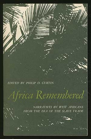 9780299042844: Africa Remembered: Narratives by West Africans from the Era of the Slave Trade