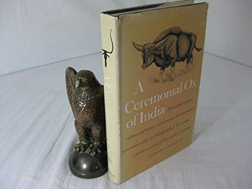 Ceremonial Ox of India: Simoons, Frederick J