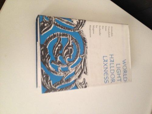 9780299051914: World Light (Heimsljos) (The Nordic Translation series)